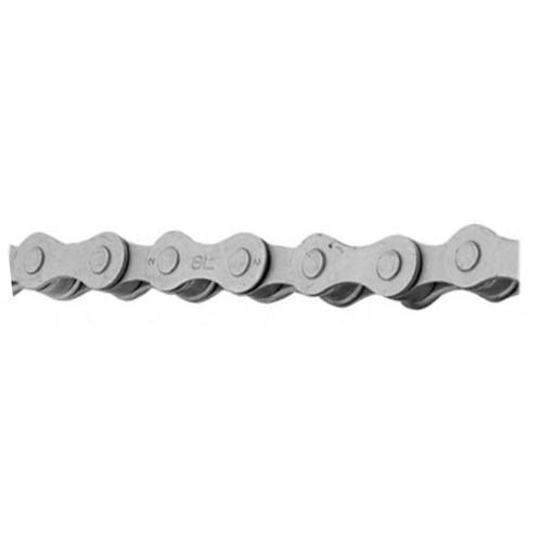 řetěz SHIMANO CN-NX10 114čl. stříbrný 1/2